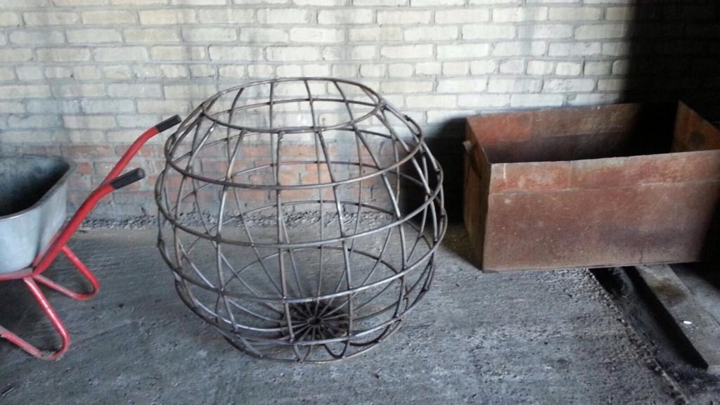 габион шар